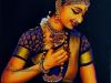 1_bharathanatyam-dancer-harinie-jeevitha-painting-meghna-unni