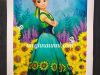Queen-Anna-Birthday-from-Frozen-Fever-painting-meghna-unni