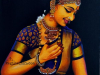 bharathanatyam-dancer-harinie-jeevitha-painting-meghna-unni