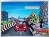 encroachments-block-footpaths-traffic-painting-meghna-unni