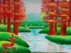 nature-acrlic-on-canvas-sheet