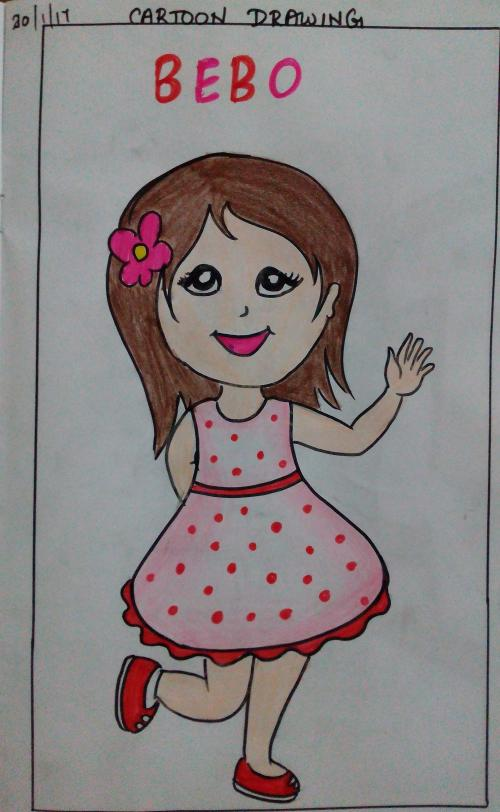 cartoon-beboo-meghna-unni