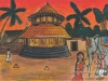 kerala-temple-evening-scene-by-meghna-unnikrishnan