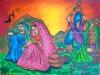 village-scene-painting-1