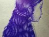 girl-ballpoint-pen-drawing-meghna-unni