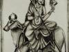 Navaratri-Day-1-Maa-Shailaputri-Painting