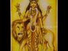 Navaratri-Day-6-Maa-Katyayani-Painting