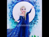 elsa-from-olaf-Frozen-adventure-painting-meghna-unni-1