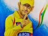 happy-birthday-ms-dhoni-pencil-colour-meghna-unni
