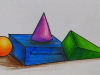 shapes-model-3D-drawing-10th-std-art-book-meghna-unni1