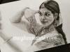 Shobha-Korambil-Mam-Pencil-sketch-meghna-unni