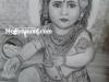 baby-krishna-pencil-sketch