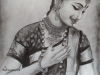 dancer-harinie-jeevitha-pencil-sketch-meghna-unni
