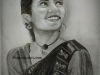 dancer-kameshweri-ganesan-pencil-sketch-by-meghna-unni