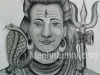 lord-shiva-pencil-sketch-meghna-unni