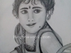 meghna-unni-baby-self-portrait