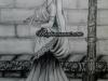 royal-lady-pencil-sketch-meghna-unnikrishnan
