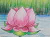 lotus-painting-by-meghna