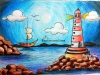 sea-shore-with-light-house-plastic-crayons