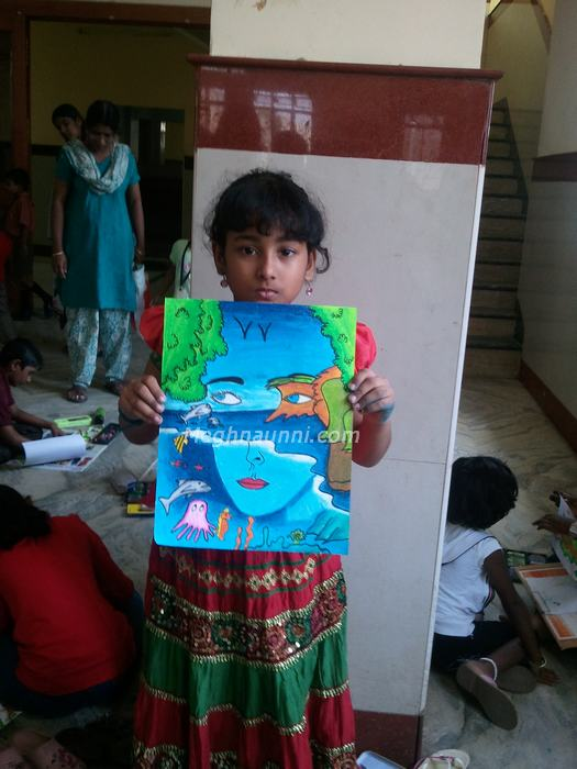 India Drawing For Kids