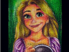 Disney-Princess-10-Rapunzel-Painting
