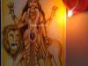 Maa-Katyayani-Devi-painting-by-meghna-unni
