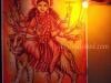 Maa-Kushmanda-Devi-Painting-by-Meghna-Unni