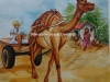 camel-on-village-road-meghna-unni