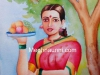 lady-with-fruit-bowl-meghna-unni