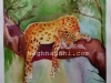 leopard-on-tree-painting-meghna-unni