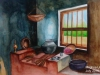old-kitchen-water-colour-painting-meghna-unni