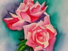 roses-water-color-painting-meghna-unni