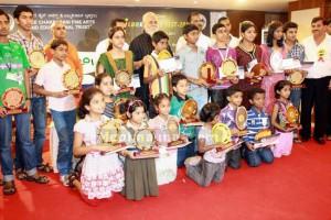 Shree Chakrapani Fine Arts South Zone Children's Art Fest-2011