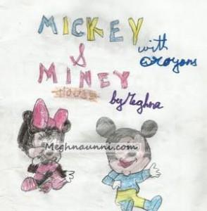My Drawings : Cartoon Characters