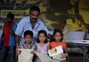 Vadapalani Times Gandhi Jayanthi Mega Contest 2011