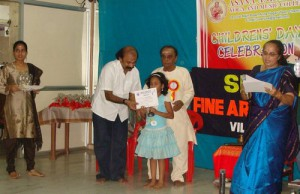 Asana Andiappan Yoga Centre Children's Day Contest
