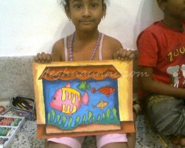 Dessin Academy Painting Competition 2012