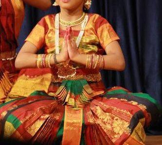 Meghna Bharathanatyam Performance at R.A. Puram
