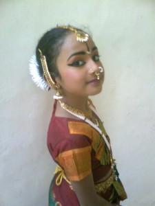 Bharathanatyam Recital at Vellore Golden Temple
