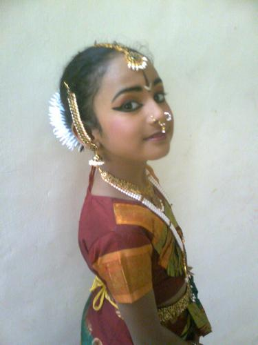 Bharathanatyam Recital at Vellore Golden Temple