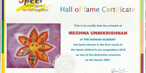 3peel Annual Art Contest 2012 – Theme – ME