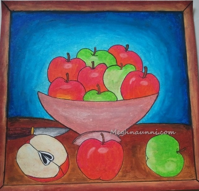 Apple – My Favorite Fruit