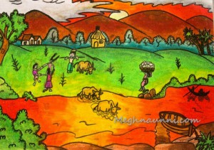 NikiHingad Art Foundation Annual Art Contest 2013