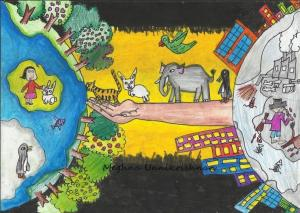 Dessin Academy Save Animals Drawing Contest