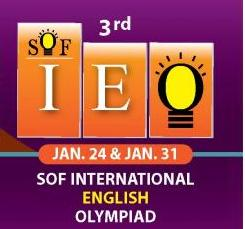 3rd International English Olympiad (IEO 2012-13) by SOF