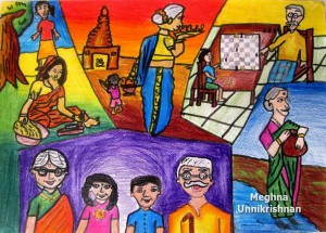 6th GreenBees Drawing Contest 2013