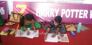 37th Chennai Book Fair Drawing Competition 2014