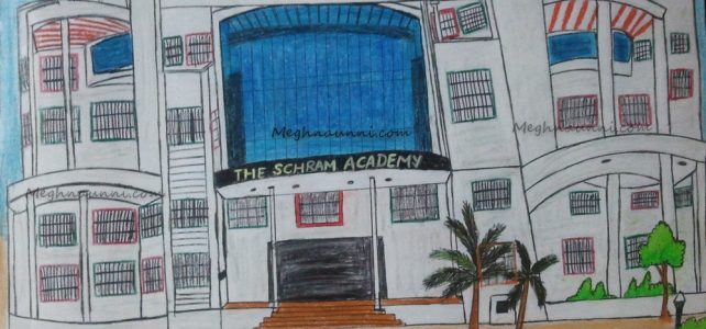 Started 5th Std today at The Schram Academy, Maduravoyal