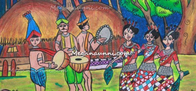 Supriya Kalaanilayam, Ongole All India Art Contest & Exhibition 2014