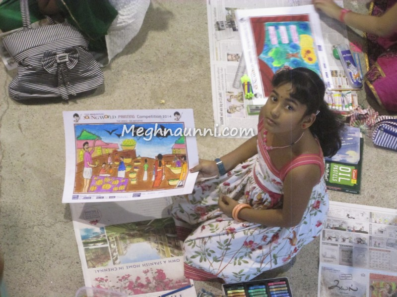 meghna-with-picture-at-yound-world-painting-competition2014-final